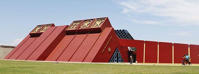 Museo Tumbas Reales del Señor de Sipan