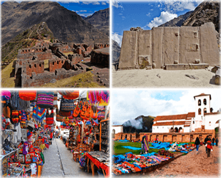 Ollantaytambo en Cusco