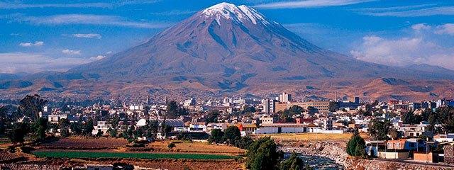 Ruta Arequipa - Puno